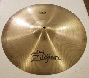 "Selling my Avedis Zildjian 18""/45cm Thin Crash Cymbal for Sale in Las Vegas, NV"