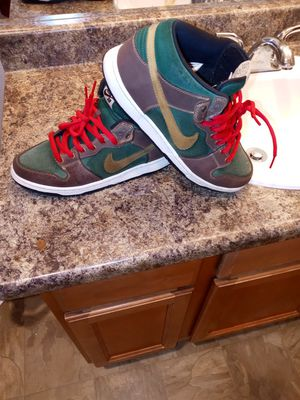 """Nike Dunk """"SB Patagonia"""" size 9.5 for Sale in Upland, CA"""