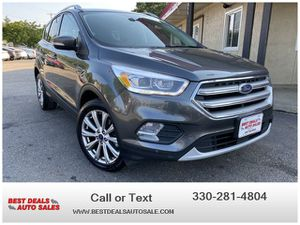 2017 Ford Escape for Sale in Akron, OH