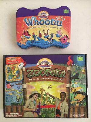 Cranium Kids / Family Board Games Lot for Sale in Sacramento, CA