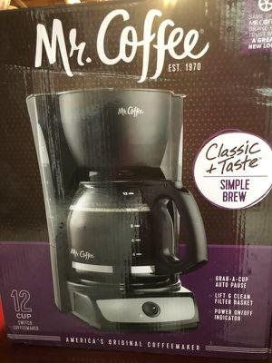 Mr. Coffee maker for Sale in Kingsport, TN