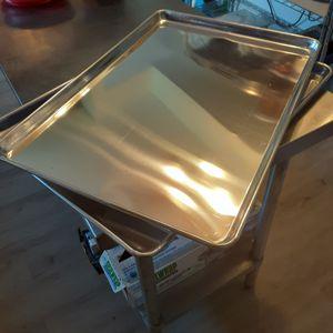 New Bakers Sheet Pans (2) for Sale in Hampton, VA