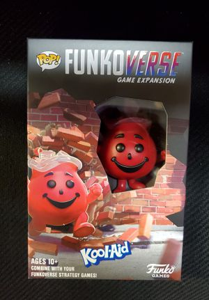 "FUNKO: KOOL-AID ""FUNKOVERSE: EXPANSION"" (TARGET CON 2020/LONDON TOY FAIR EXCLUSIVE) *SEALED/MINT* 🔥 for Sale in Philadelphia, PA"