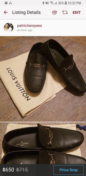 Louis Vuitton men shoes for Sale in San Diego, CA