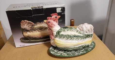Rooster Butter Dish for Sale in Bethesda,  MD