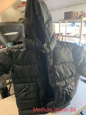 Medium jacket for Sale in Gilroy, CA