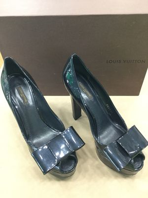Louis Vuitton Peep Toe Heels for Sale in Tampa, FL