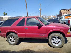 1998 Chevy Blazer -v6,(5 speed)-4x4- for Sale in Phoenix, AZ