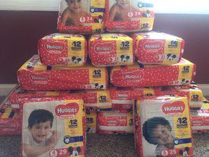 Huggies Diapers for Sale in Atlanta, GA