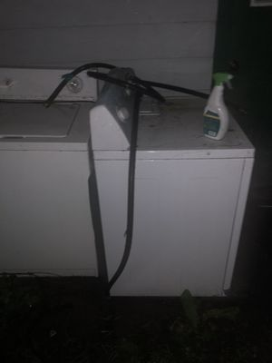 Free washer/dryer for Sale in Seattle, WA