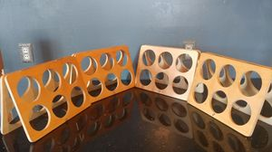 4 Wooden Wine Racks for Sale in Bladensburg, MD