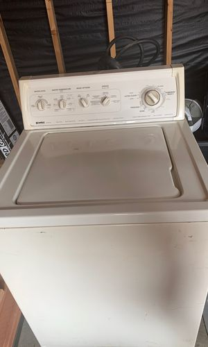 Kenmore washer & Hotpoint Dryer for Sale in Fresno, CA