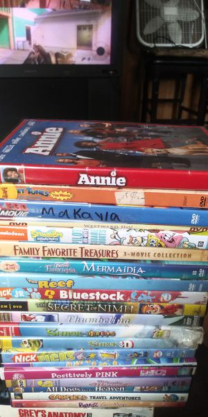 20 dvds for Sale in Evansville, IN