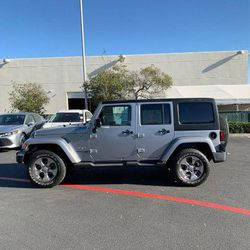 2018 Jeep Wrangler Jk Unlimited for Sale in Phoenix,  AZ