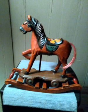 Antique Rocking Horse for Sale in Philadelphia, PA