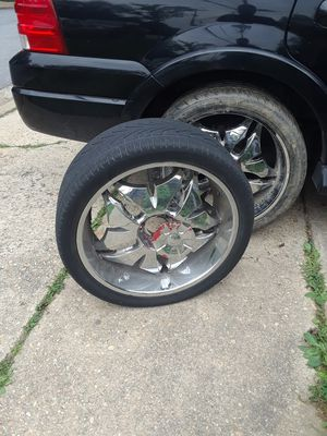 """24"""" rims for Sale in Brentwood, MD"""
