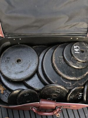Cast Iron Weights for Sale in Dublin, OH