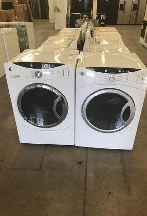 Ge washer dryer set for Sale in Denver, CO