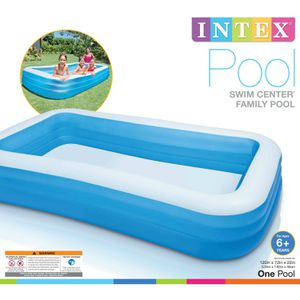 """New Intex Inflatable Swim Center Family Lounge Pool, 120"""" x 72"""" x 22"""" for Sale in Port Washington, NY"""