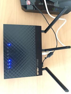 ASUS RT-AC66U B1 AC1750 Dual-Band WiFi Router for Sale in Bothell, WA