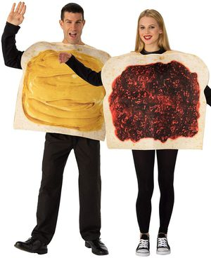 Peanut Butter and Jelly Couples Costume for Sale in Mesa, AZ