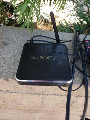 Ultimatv streaming receiver for Sale in La Habra Heights, CA