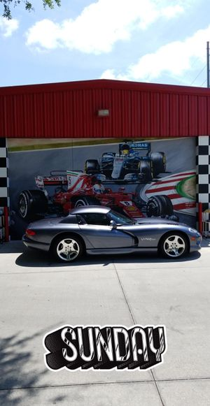 2000 Dodge Viper *** Rare Steel Gray *** for Sale in Valrico, FL
