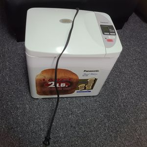 Panosonic Bread Maker - best offer will be accepted for Sale in Hanover Park, IL