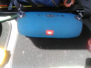 Jbl extreme bluetooth speaker. for Sale in Long Beach, CA