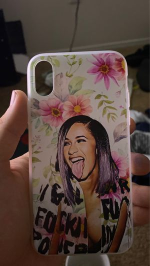 Cardi B IPhone Case for Sale in Beaufort, SC