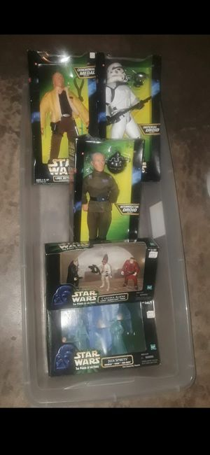 Starwars collection 38 pieces for Sale in Gresham, OR