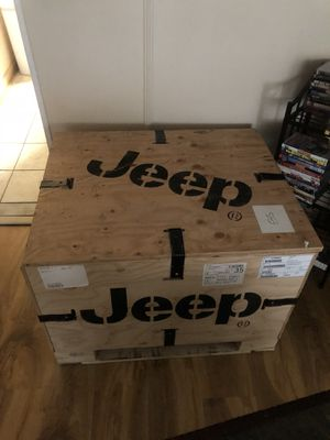 New 2007-Current Jeep Wrangler JK factory suspension w/front drive shaft for Sale in Enola, PA