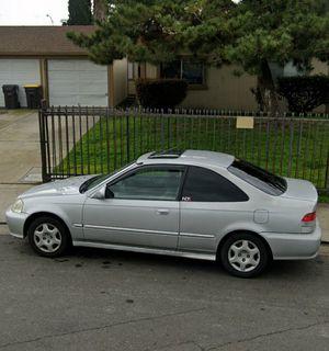 99 honda civic ex for Sale in Stockton, CA