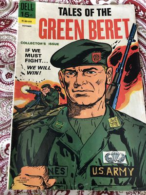 Tales of the Green Beret #5 for Sale in Richmond, KY