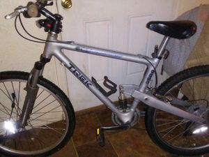 Trek 9500 Suspension Track - Carbon Fiber Frame for Sale in Gresham, OR