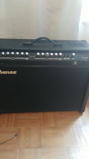 Ibanez TBX150R WITH footswitch for Sale in Queens, NY