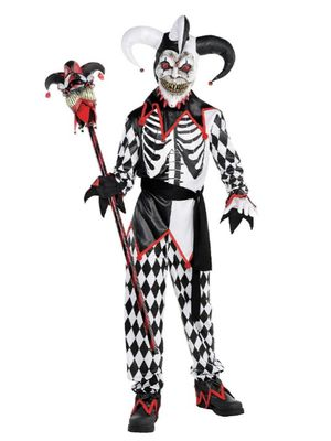Boy Sinister Jester costume for Sale in South Gate, CA