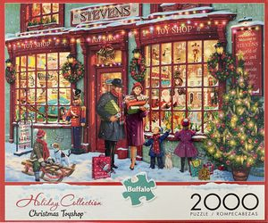 New 2000 pieces puzzle by Buffalo games for Sale in Coral Gables, FL