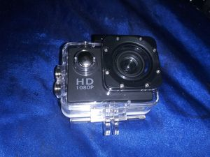 1080p HD Action Camera (Trade For Playstation 2) for Sale in Glendale, AZ