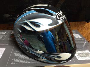 HJC motorcycle helmet for Sale in Bonaire, GA