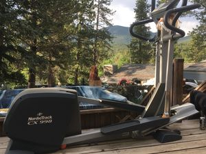 NordicTrack elliptical for Sale in Conifer, CO