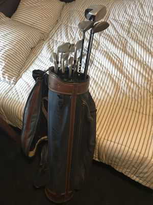 Nike Golf Clubs Pro Combo, 3 Wood, 5 Wood, and Driver, Pro Classic Bag for Sale in Milton, FL