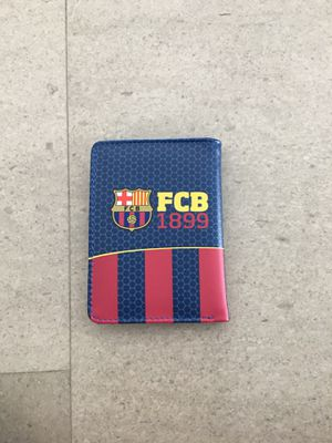 Fc Barcelona wallet brand new never used for Sale in Miami, FL