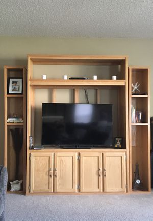 Entertainment Center for Sale in Pendleton, IN