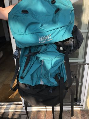 Dana design backpack for Sale in Glendora, CA