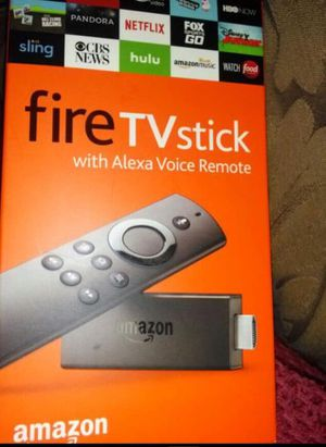 Fire remote stick for Sale in San Angelo, TX