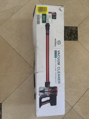 Moosoo vacuum cleaner for Sale in Bakersfield, CA
