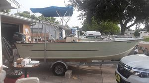 Aluminum bout 1965 starcraft for Sale in NEW PRT RCHY, FL