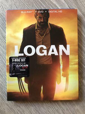 Logan Blu Ray for Sale in Bremerton, WA