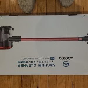 Moosoo K23 Cordless Vacuum Cleaner New for Sale in Chicago, IL